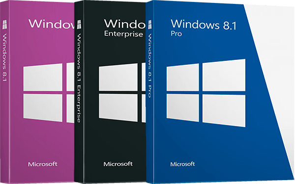 Mise à niveau vers Windows 8.1